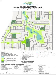 Pine Ridge map