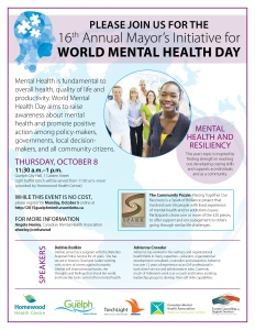 Mental Health Day_poster