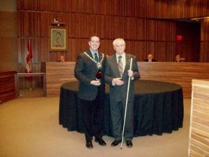 Jim Sanders 10th Anniversary of AODA Award 2015 (2)