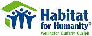 Habitat for Humanity Wellington Dufferin Guelph logo