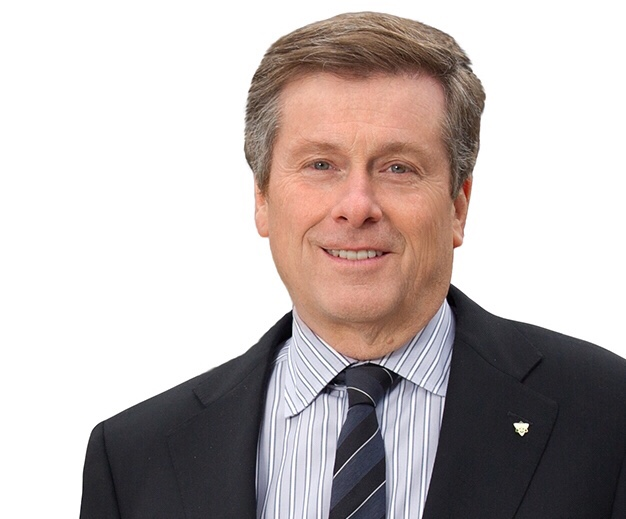 Toronto Mayor John Tory Accepts Invitation to Speak in # ...